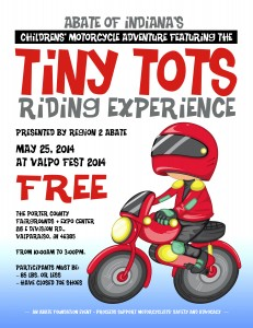Tiny Tots Motorcycle Ride Experience by Abate of Indiana (1)